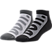 Front view of Men's Nike Sportswear 2-Pack No-Show Socks in Multi-Color