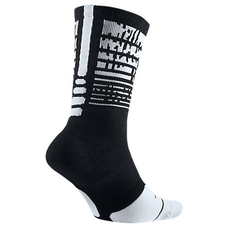 Unisex Nike Elite 1.5 Pulse Crew Basketball Socks
