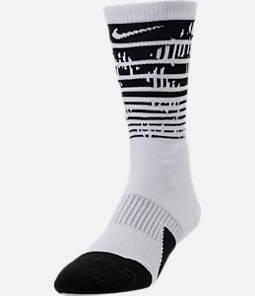 Unisex Nike Elite 1.5 Pulse Crew Basketball Socks Product Image