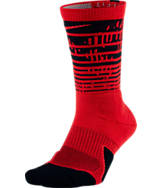 Unisex Nike Elite 1.5 Pulse Crew Basketball Socks