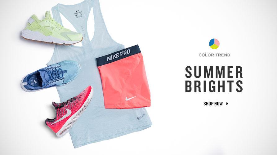Summer Brights. Shop Now.