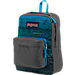 Alternate view of JanSport Digibreak Backpack in Blue Digi Stripe Fade