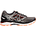 Right view of Men's Asics GT-2000 4 Running Shoes in Carbon/Black/Hot Orange