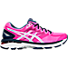 Right view of Women's Asics GT-2000 4 Running Shoes in Pink Glow/Soothing Sea/Indigo Blue