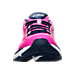 Front view of Women's Asics GT-2000 4 Running Shoes in Pink Glow/Soothing Sea/Indigo Blue