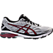 Right view of Men's Asics GT-1000 5 Running Shoes in White/Black/Red