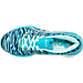 Top view of Women's Asics GEL-Cumulus 18 BR Running Shoes in Soothing Sea/Indigo Blue/Blue Ribbo