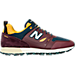 Right view of Men's New Balance Trailbuster Re-engineered Casual Shoes in Supernova Red