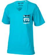 Women's Press Box TCU Horned Frogs College Cheyenne V-Neck T-Shirt
