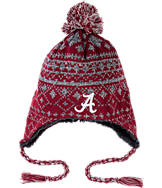 Zephyr Alabama Crimson Tide College Teton Knit Hat