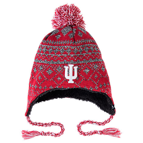 Zephyr Indiana Hoosiers College Teton Knit Hat