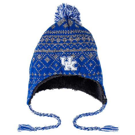 Zephyr Kentucky Wildcats College Teton Knit Hat