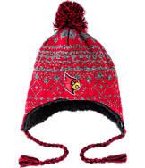 Zephyr Louisville Cardinals College Teton Knit Hat