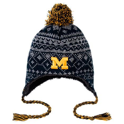 Zephyr Michigan Wolverines College Teton Knit Hat