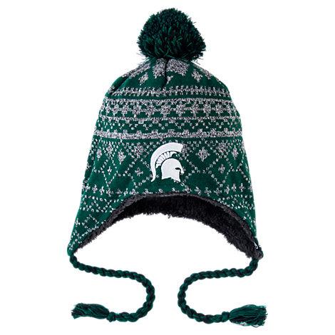 Zephyr Michigan State Spartans College Teton Knit Hat