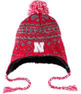 Zephyr Nebraska Cornhuskers College Teton Knit Hat