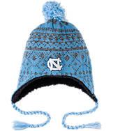 Zephyr North Carolina Tar Heels College Teton Knit Hat