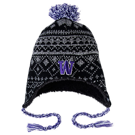 Zephyr Washington Huskies College Teton Knit Hat