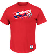 Men's Majestic Washington Nationals MLB On Field T-Shirt