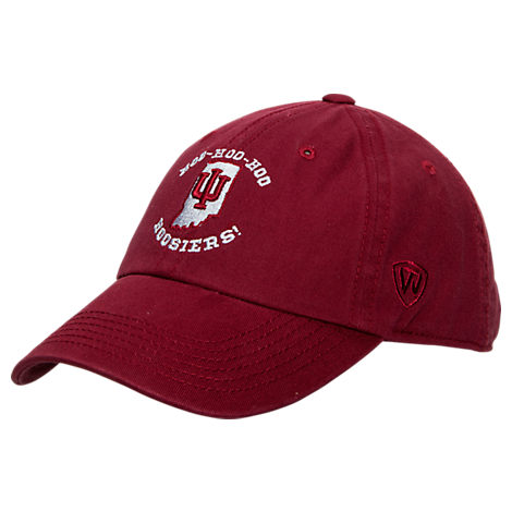 Top of the World Indiana Hoosiers College Adjustable Cap