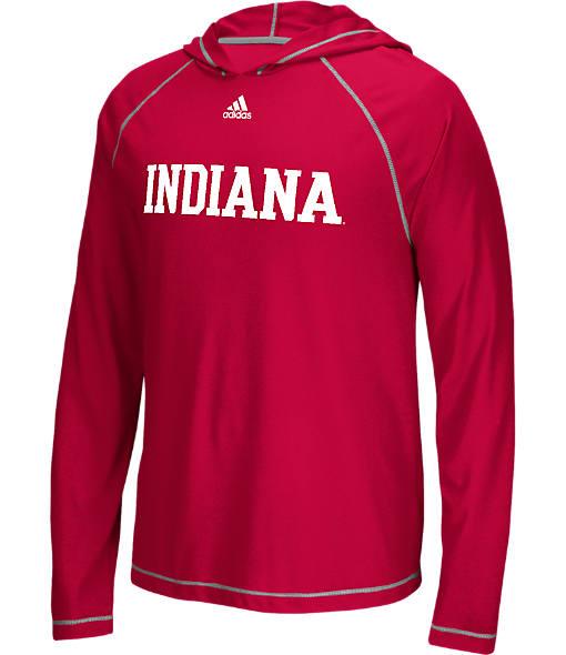 Men's adidas Indiana Hoosiers College 'Mark My Words' Hoodie