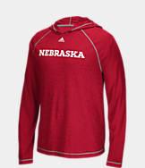 Men's adidas Nebraska Cornhuskers College 'Mark My Words' Hoodie