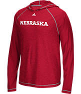 Men's adidas Nebraska Cornhuskers College 'Mark My Words' Hoodie