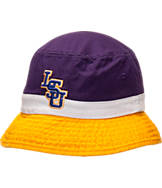Top Of The World LSU Tigers College Trifecta Bucket Hat
