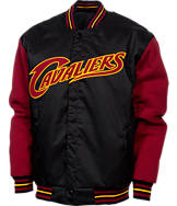 Men's JH Design Cleveland Cavaliers NBA Reversible Varsity Champ Jacket