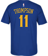 Men's adidas Golden State Warriors NBA Klay Thompson Name and Number T-Shirt