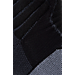 Alternate view of Men's Under Armour Drive Basketball Crew Socks in Black