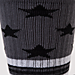 Alternate view of Men's Under Armour Stars & Stripes Unrivaled Crew Socks in Black