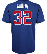 Men's adidas Los Angeles Clippers NBA Blake Griffin Name and Number T-Shirt