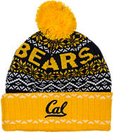 Top Of The World California Golden Bears College Ugly Sweater Knit Hat