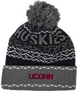 Top Of The World UConn Huskies College Ugly Sweater Knit Hat