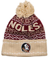 Top Of The World Florida State Seminoles College Ugly Sweater Knit Hat