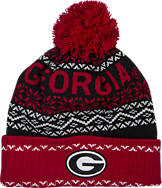 Top Of The World Georgia Bulldogs College Ugly Sweater Knit Hat