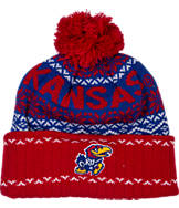Top Of The World Kansas Jayhawks College Ugly Sweater Knit Hat