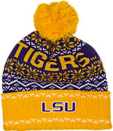 Top Of The World LSU Tigers College Ugly Sweater Knit Hat