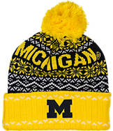 Top Of The World Michigan Wolverines College Ugly Sweater Knit Hat