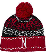Top Of The World Nebraska Cornhuskers College Ugly Sweater Knit Hat