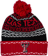 Top Of The World Texas Tech Red Raiders College Ugly Sweater Knit Hat