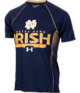 Men's Under Armour Notre Dame Fighting Irish College T-Shirt