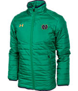 Men's Under Armour Notre Dame Fighting Irish College Puffer Jacket