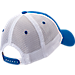 Back view of Zephyr Kentucky Wildcats College Cap in Blue/White