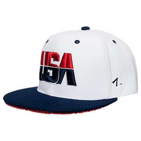 Zephyr USA Sole Snapback Hat