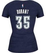Women's adidas Oklahoma City Thunder NBA Kevin Durant T-Shirt