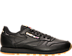 Men's Reebok CL Leather Tiger Camo Casual Shoes