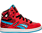 Boys' Preschool Reebok Spider-Man Casual Shoes