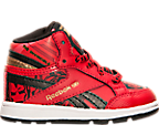 Boys' Toddler Reebok Marvel Iron Man Casual Shoes